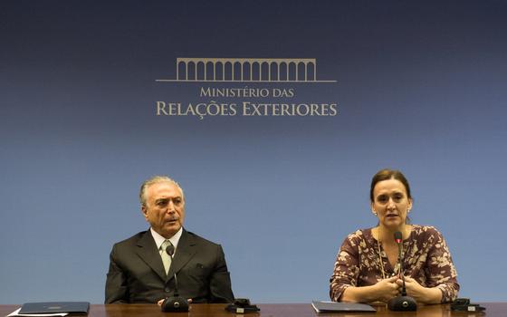 'Não há risco de um governo Temer não ser reconhecido', diz professor de Relações Internacionais