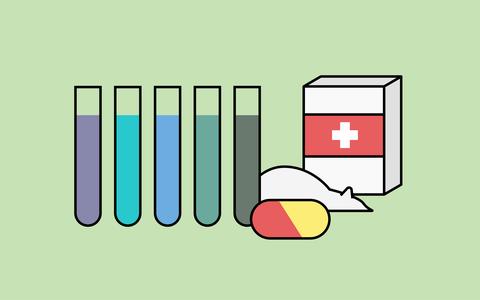 O caminho de um composto químico até virar remédio