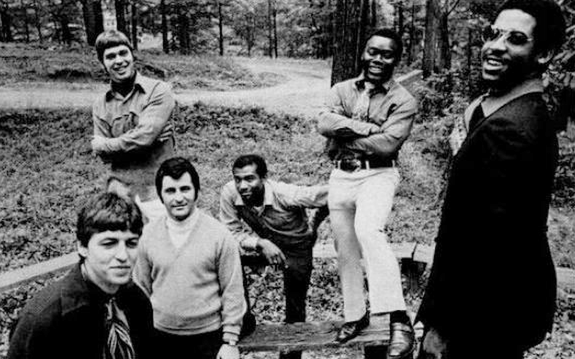 A banda 'The Winstons', autora de Amen, Brother