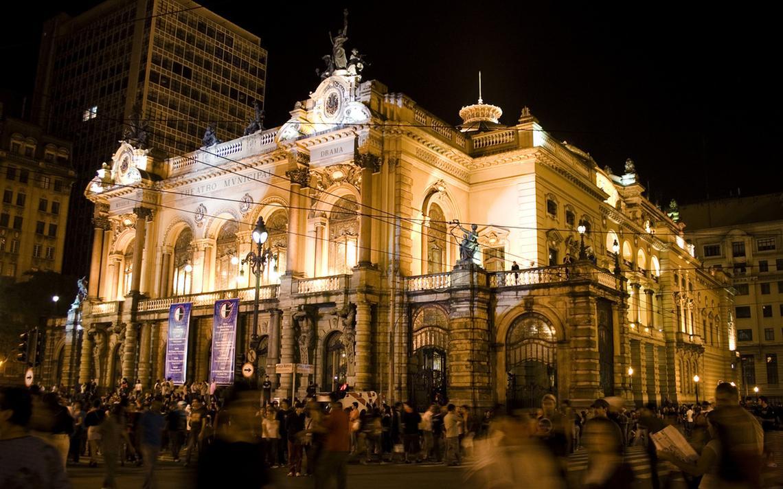 O evento se tornou um marco na ocupação do centro da cidade