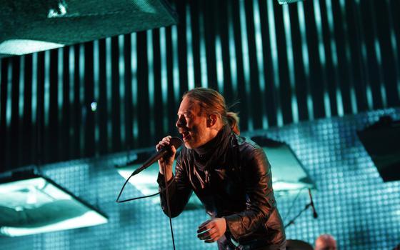 O Radiohead não gosta da internet. Mas sabe usá-la muito bem a seu favor