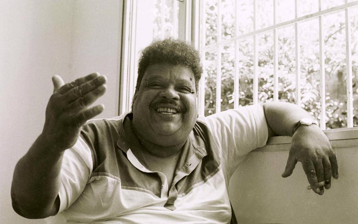 Tim Maia em 1987