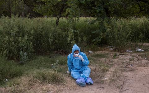 Os relatos de trabalhadores sobre sua saúde mental na pandemia
