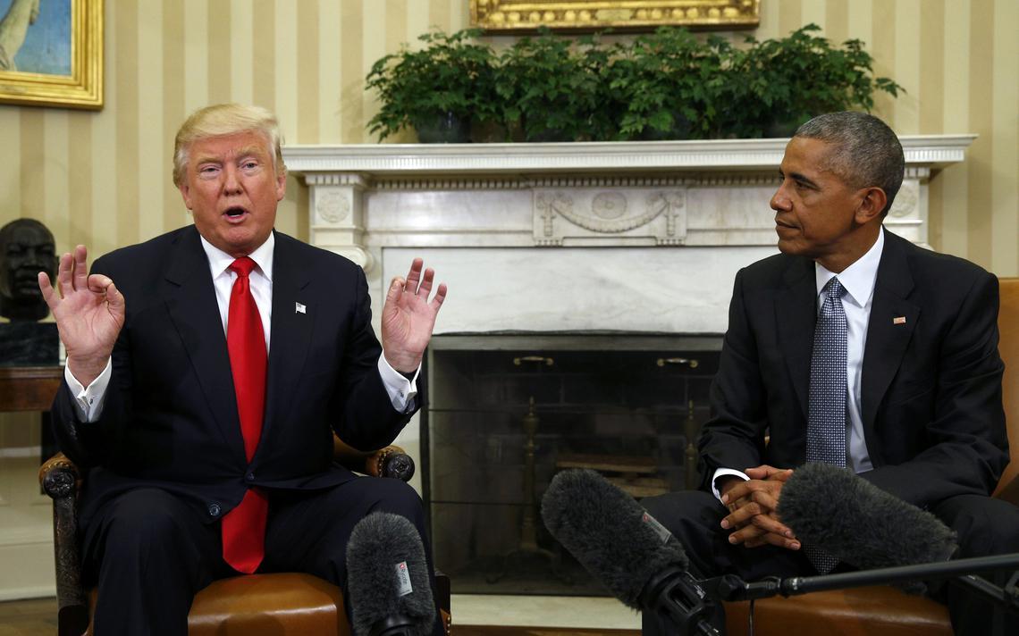 Republicano fala em encontro com Obama