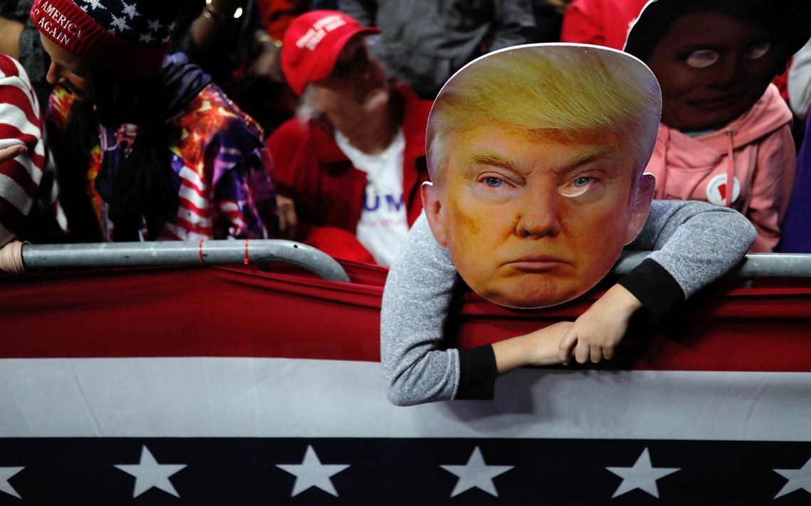 Mascara Trump