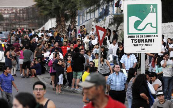 Alerta de tsunami dispara e acorda milhares de chilenos. Era alarme falso