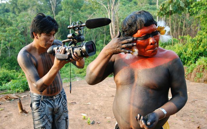 Vídeo nas Aldeias promove desde 1997 oficinas para formar indígenas cineastas