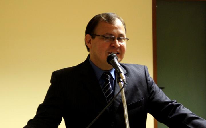 Juiz federal Vallisney Oliveira