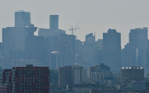 Onda histórica de calor mata 230 pessoas no Canadá