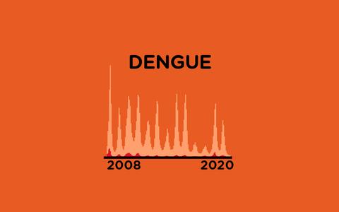 Os números da dengue no Brasil e sua distribuição geográfica
