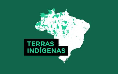 Onde estão e quais são os tipos de terras indígenas