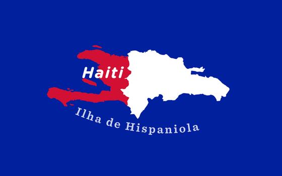 A geografia, a história e os indicadores do Haiti