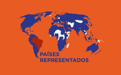 As embaixadas e consulados estrangeiros no Brasil
