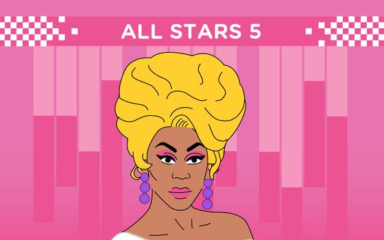 O histórico das temporadas de 'RuPaul's Drag Race' e  'All Stars'