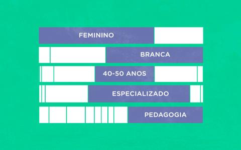 Qual o perfil dos gestores de educação no Brasil