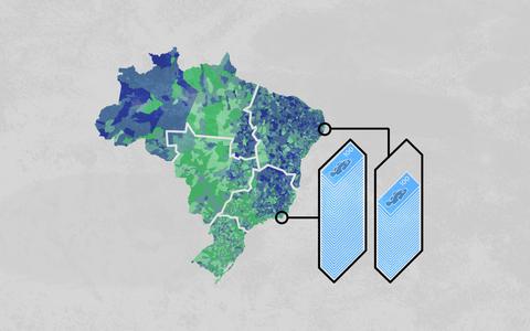 Qual o salário médio do trabalho formal no Brasil
