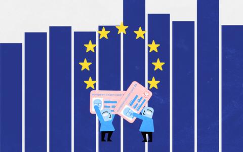 Cidadania europeia: os países que mais concedem e os que mais recebem