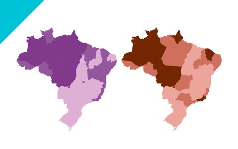 Expectativa de vida ao nascer dos brasileiros caiu em 2020