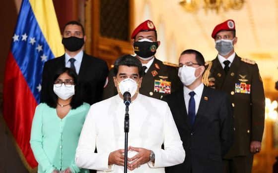 A proposta americana para mudar o regime da Venezuela na pandemia