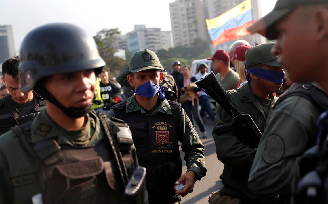 Militares_venezuelanos