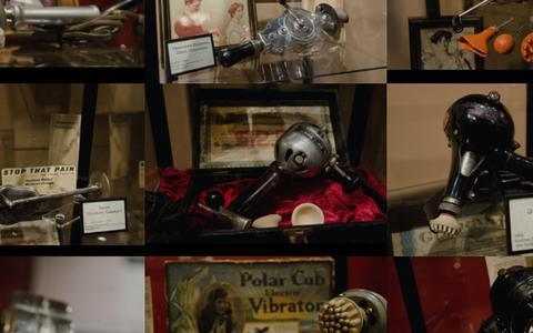 O museu que conta a história centenária dos vibradores