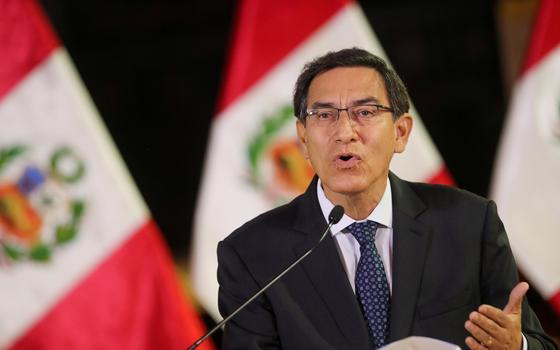 O que pesa contra e a favor do impeachment de Vizcarra no Peru