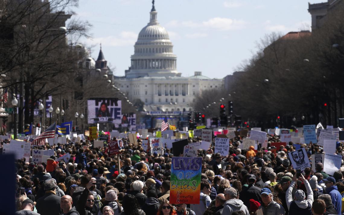 Protesto Washington