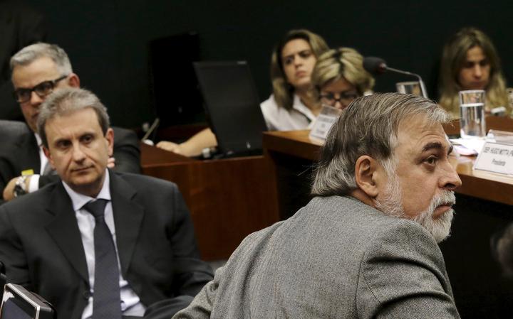 Alberto Youssef e Paulo Roberto Costa