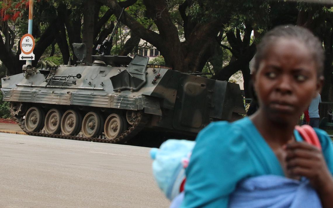 Harare Zimbábue