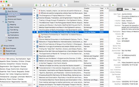 Um software que organiza tarefas de acadêmicos e pesquisadores
