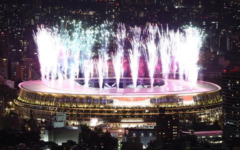 A abertura dos Jogos de Tóquio. E o simbolismo das cerimônias