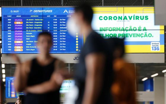 Portugal reabre fronteiras para turistas brasileiros