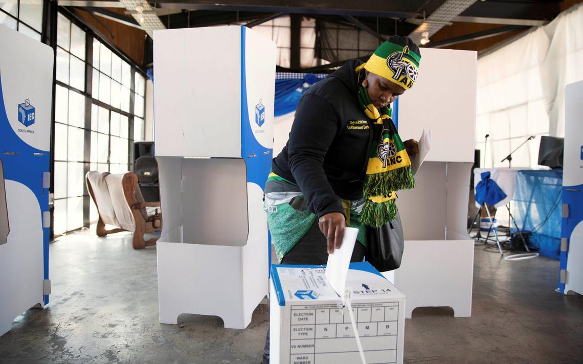 Partido da situação, ANC sofreu derrotas importantes
