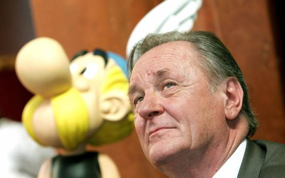 A importância da obra de Albert Uderzo, cocriador de 'Asterix'