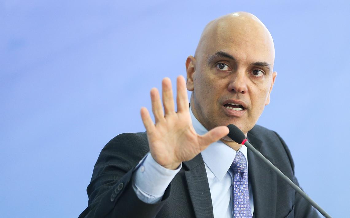 Alexandre de Moraes anuncia plano de Segurança Pública, em Brasília