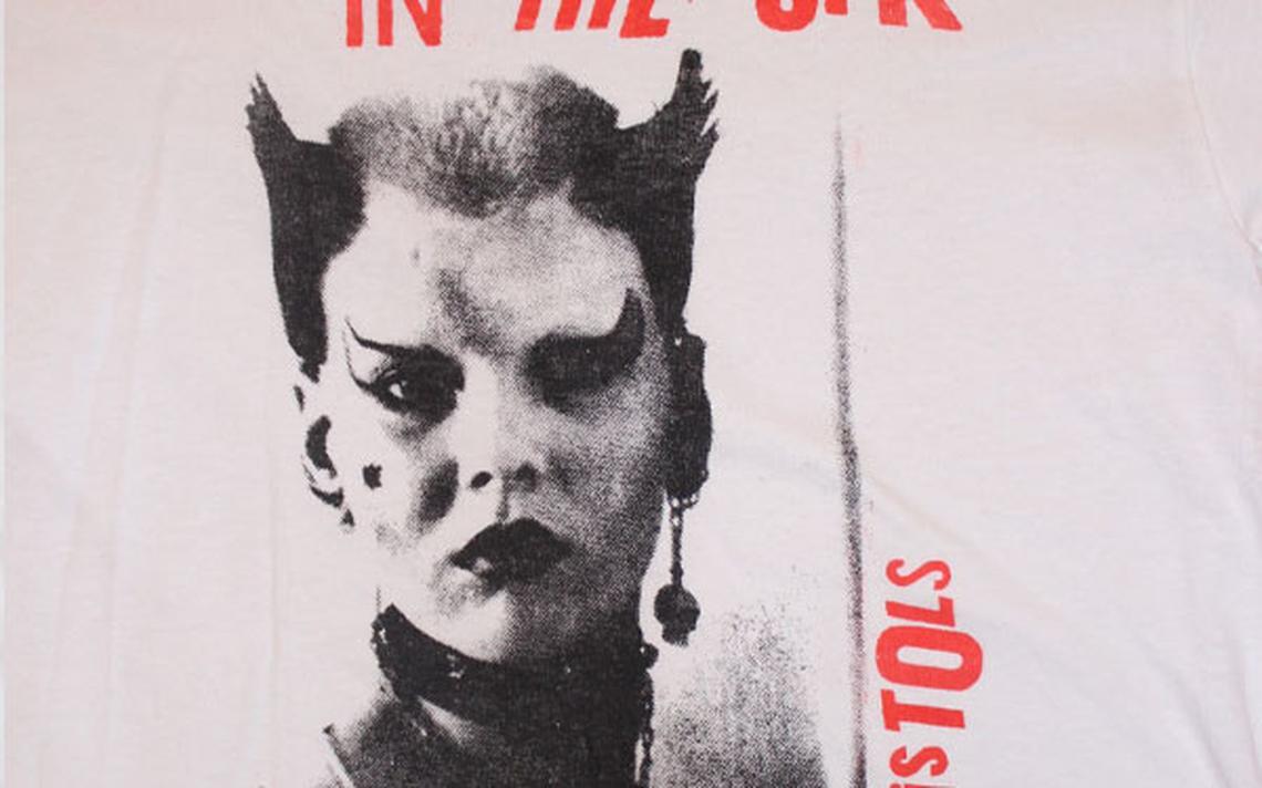 Sex Pistols Cat Woman