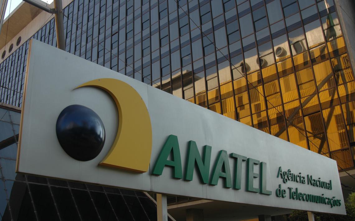 Sede da Agência Nacional de Telecomunicações em Brasília