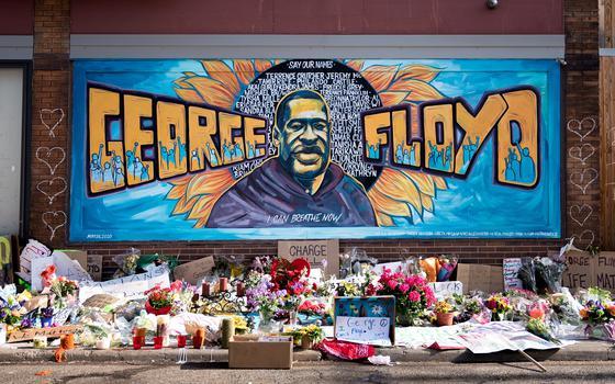 O arquivo que reúne artes de rua do Black Lives Matter