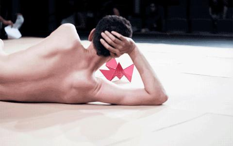 As representações do corpo masculino na arte contemporânea