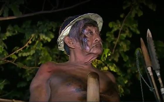Quais as nações indígenas sob risco de extermínio no Brasil