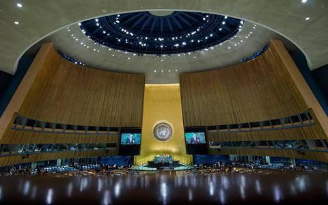 O que move a 75ª Assembleia-Geral da ONU em Nova York