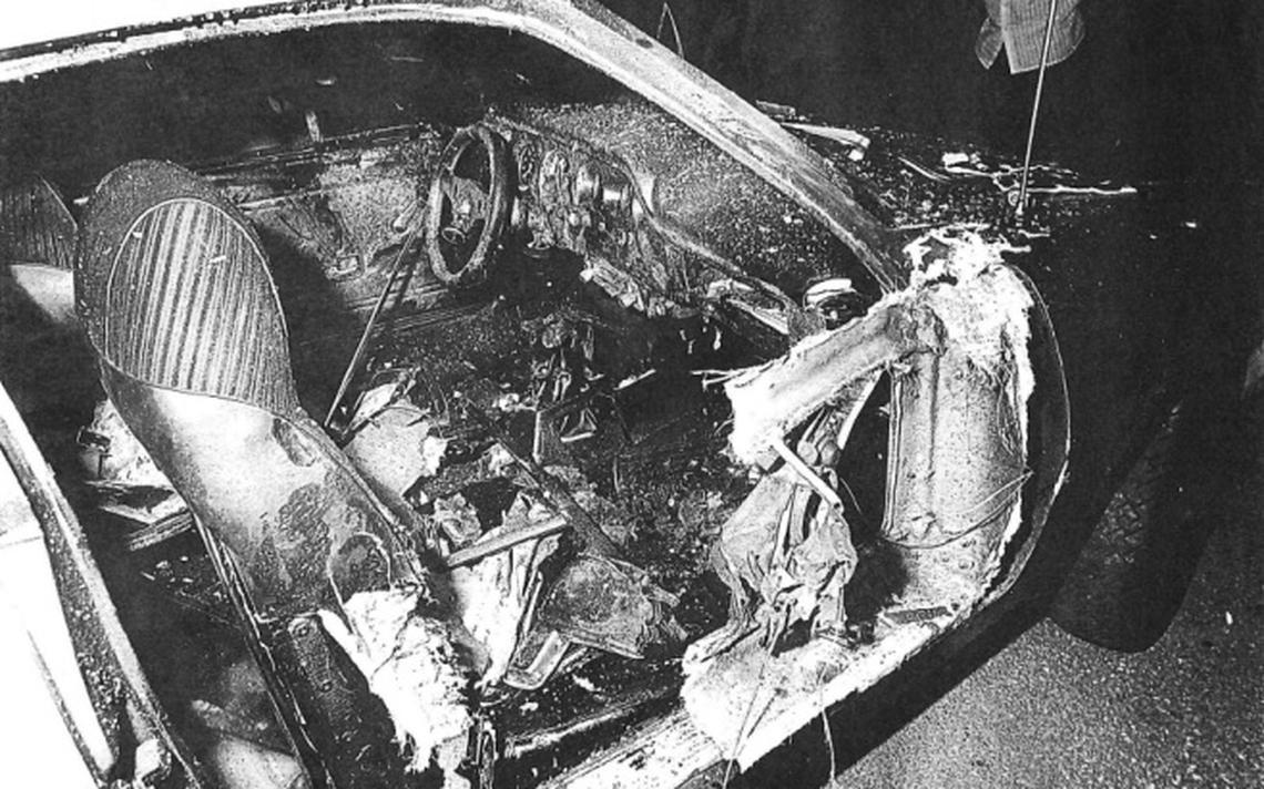 Atentado do Riocentro explodiu carro militar