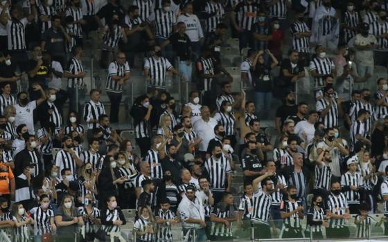 Clubes aprovam retorno do público às partidas do Brasileirão