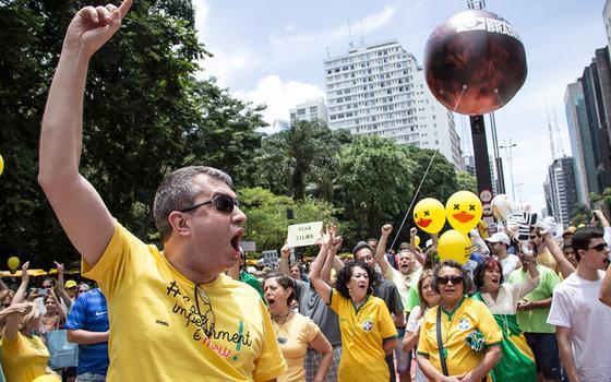 Aqui estão os contextos dos 4 grandes protestos anti-Dilma de 2015