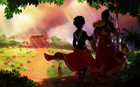 Como um game desenvolvido em Camarões quer apresentar mitologias africanas