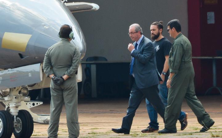 Ex-presidente da Câmara dos Deputados é preso