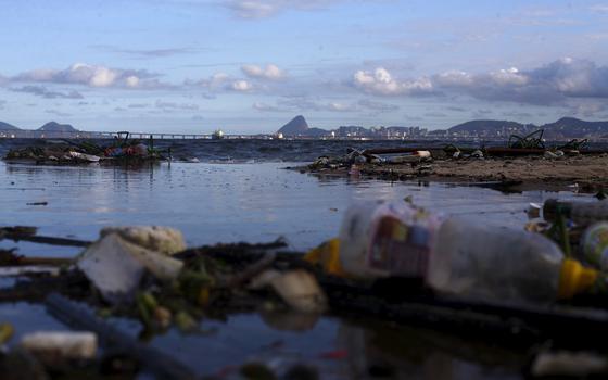 A poluição das águas olímpicas do Rio: este é o tamanho do problema