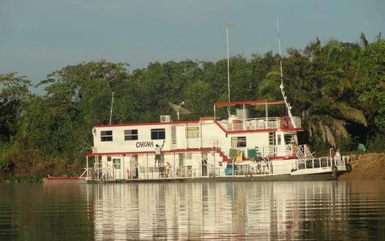 Naufrágio de barco-hotel no Pantanal deixa 7 mortos