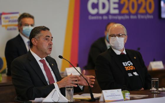 A atuação do TSE em 2020 e as investigações contra hackers