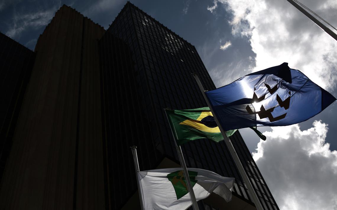 Fachada do prédio do Banco Central do Brasil